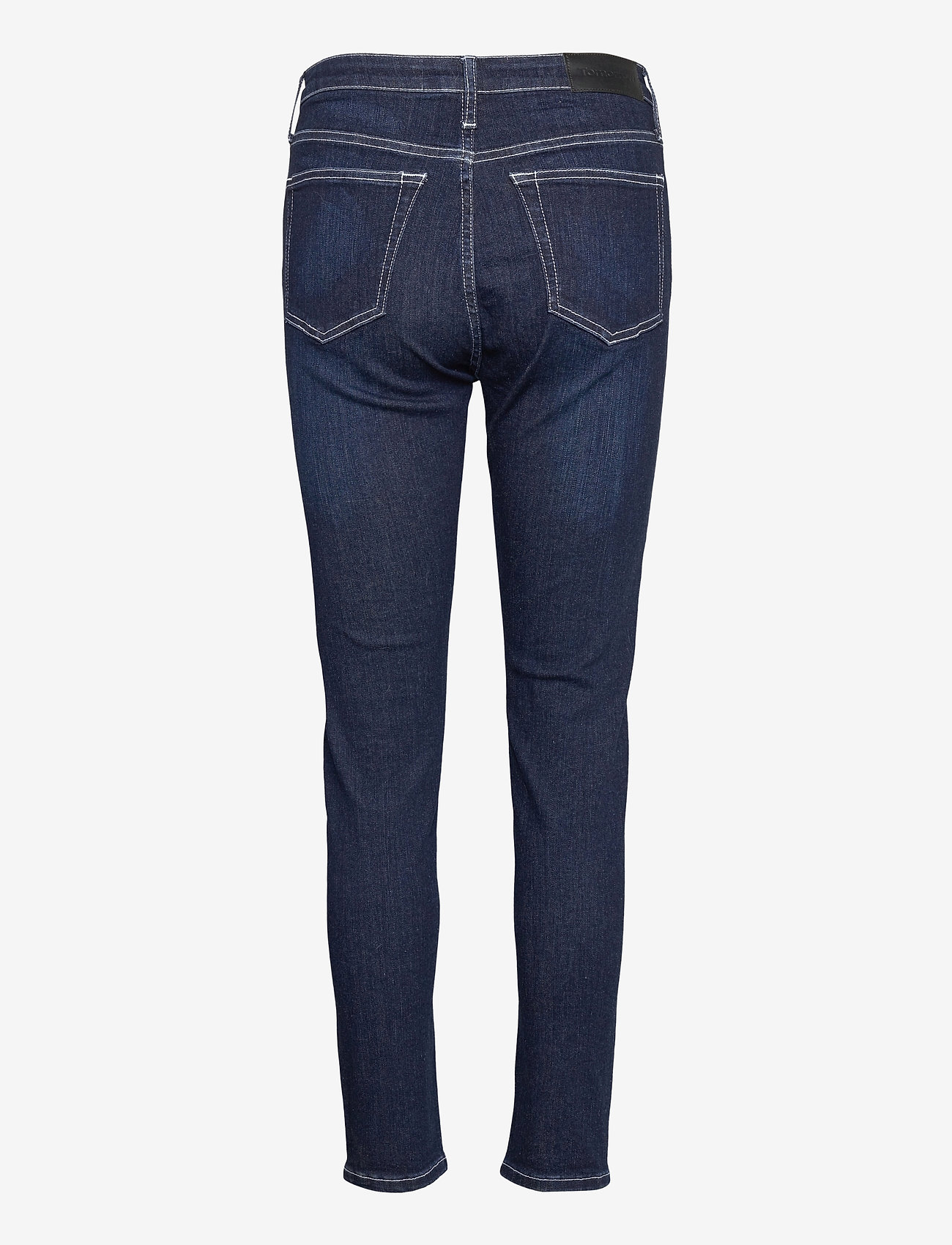 Tomorrow - Hepburn HW mom wash Dark Nashville - slim jeans - denim blue - 1