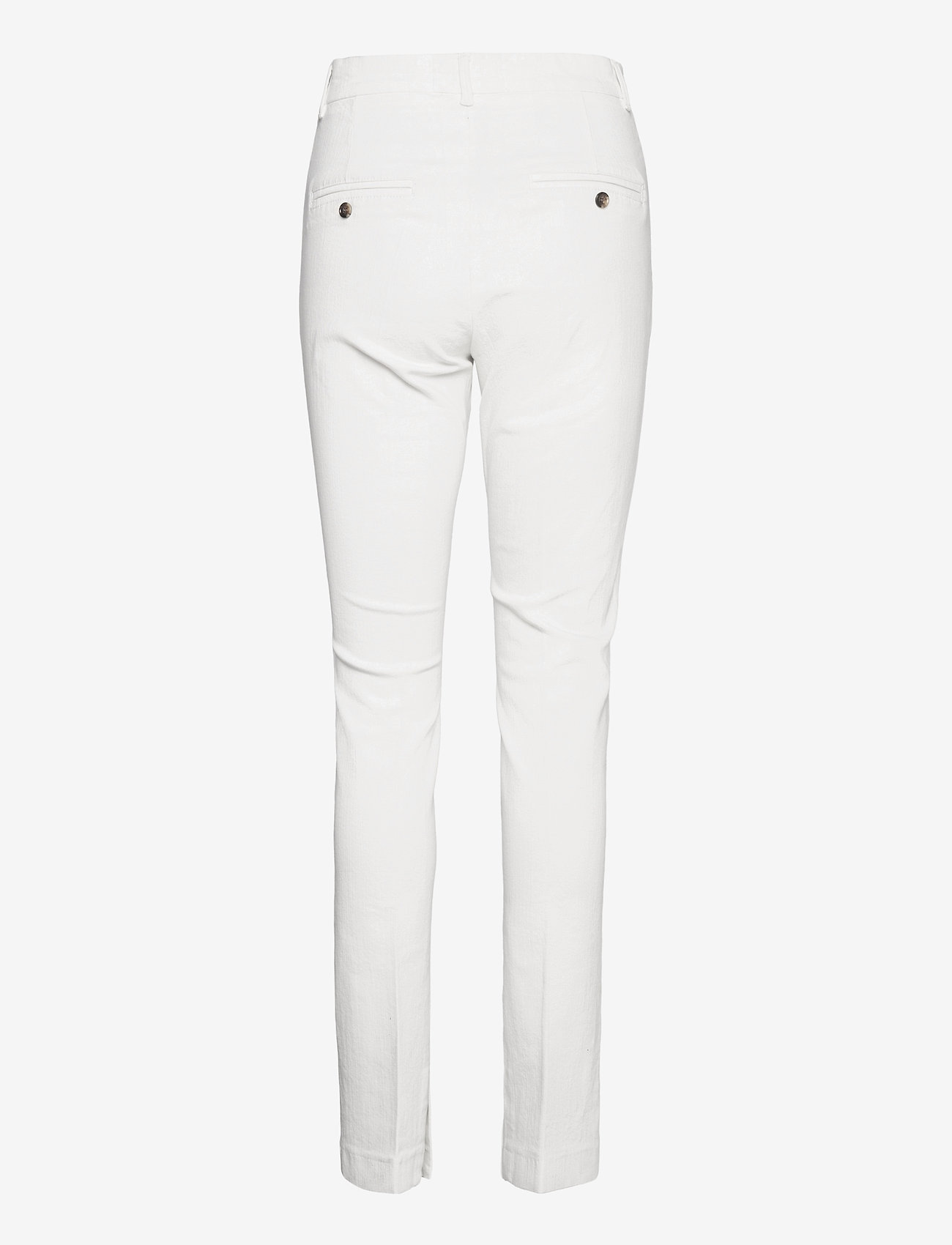 Tomorrow - Dylan tailor pant color - chinos - ecru - 1