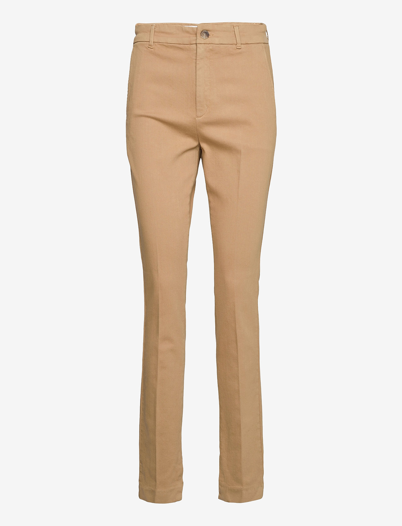 Tomorrow - Dylan tailor pant color - chinos - warm khaki - 0