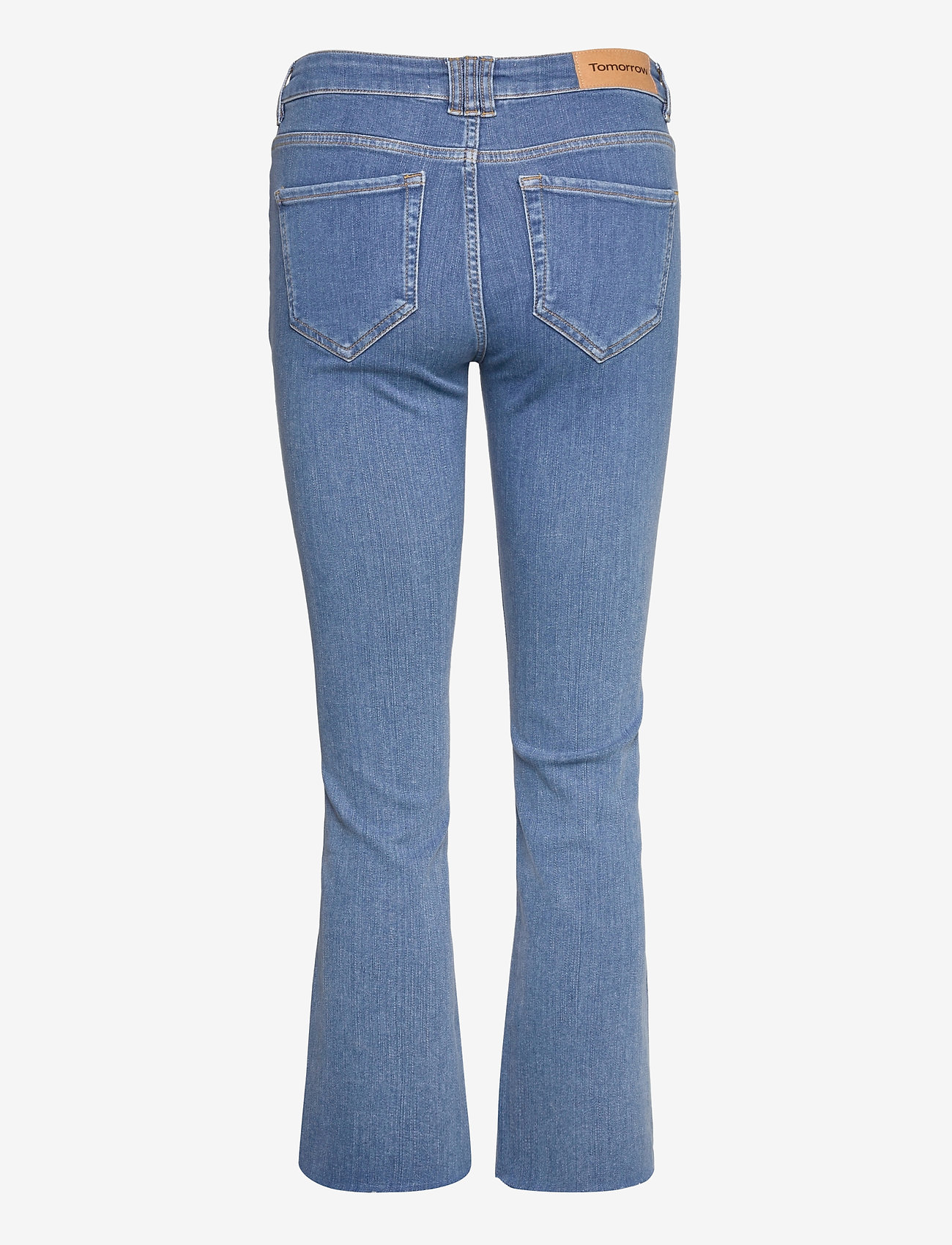 Tomorrow - Malcolm kick flare wash Savannah - skinny jeans - denim blue - 1