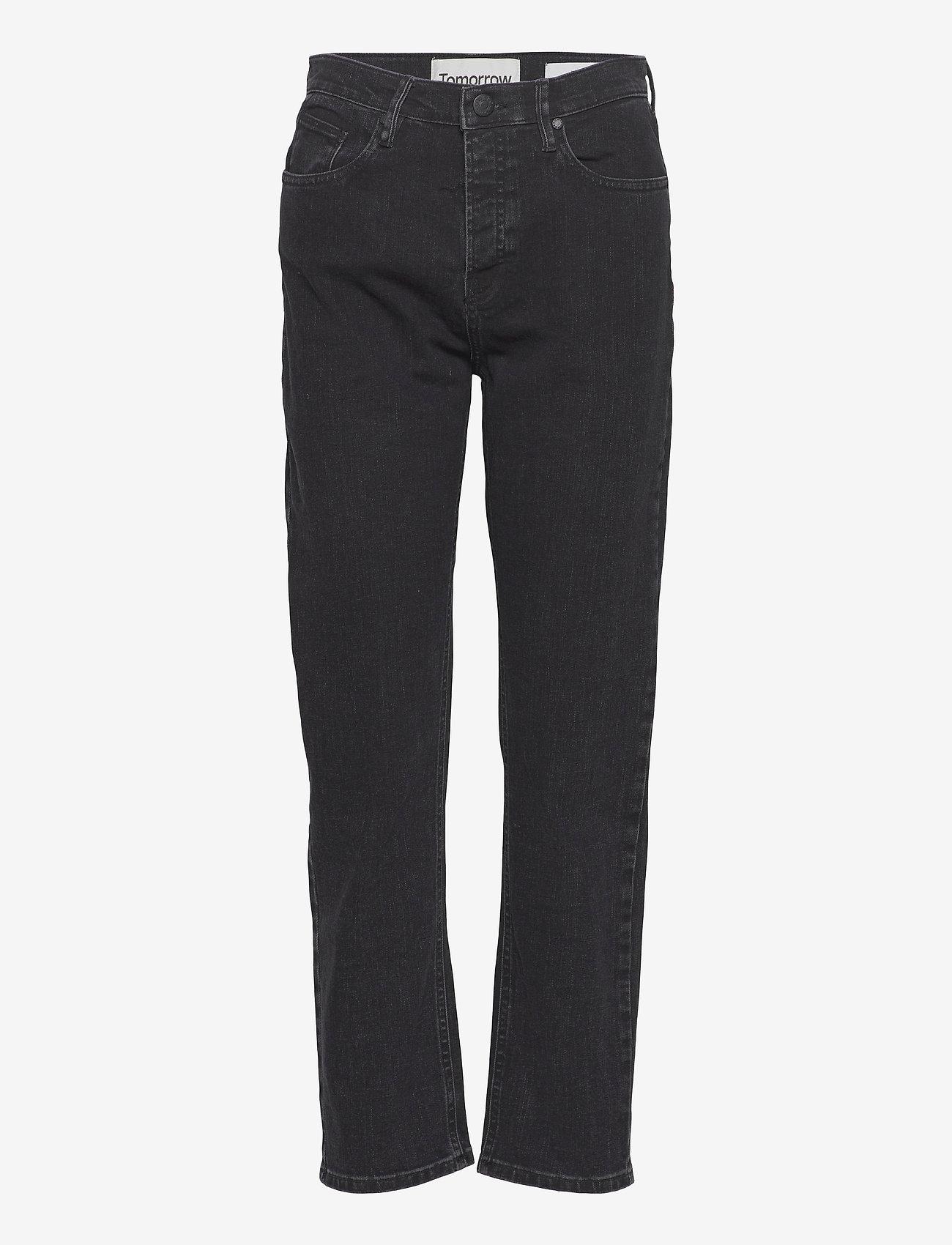 Tomorrow - Teresa regular jeans original black - straight regular - black - 0