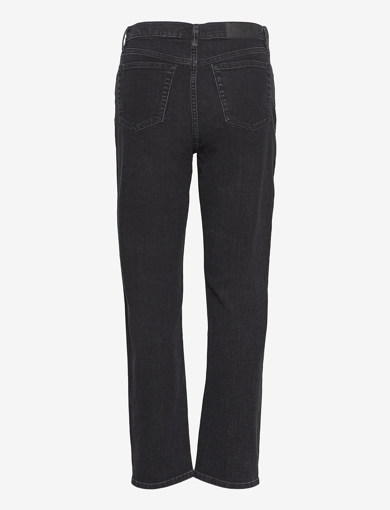 Tomorrow - Teresa regular jeans original black - straight regular - black - 1