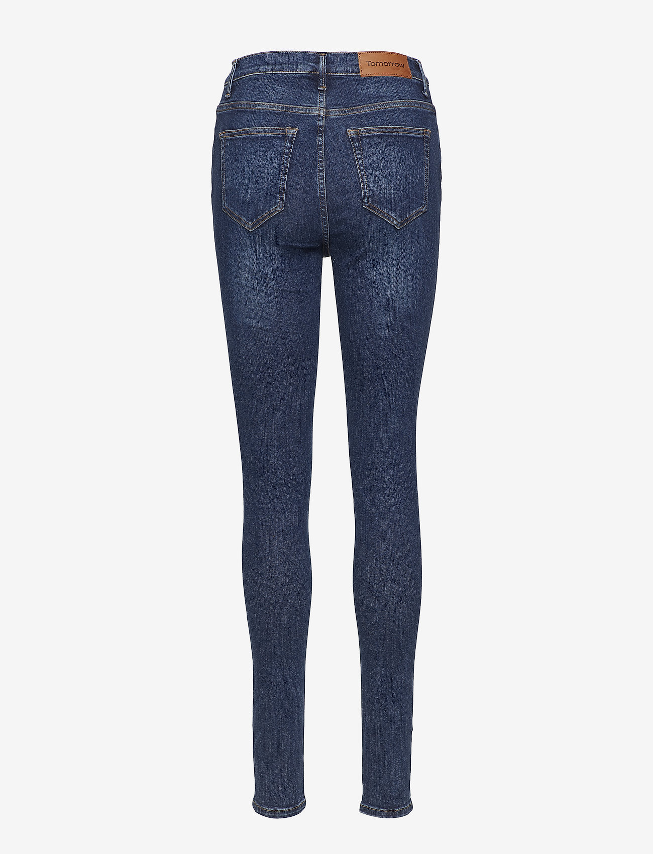 Tomorrow - Bowie HW skinny wash Stockholm - skinny jeans - 51 denim blue - 1