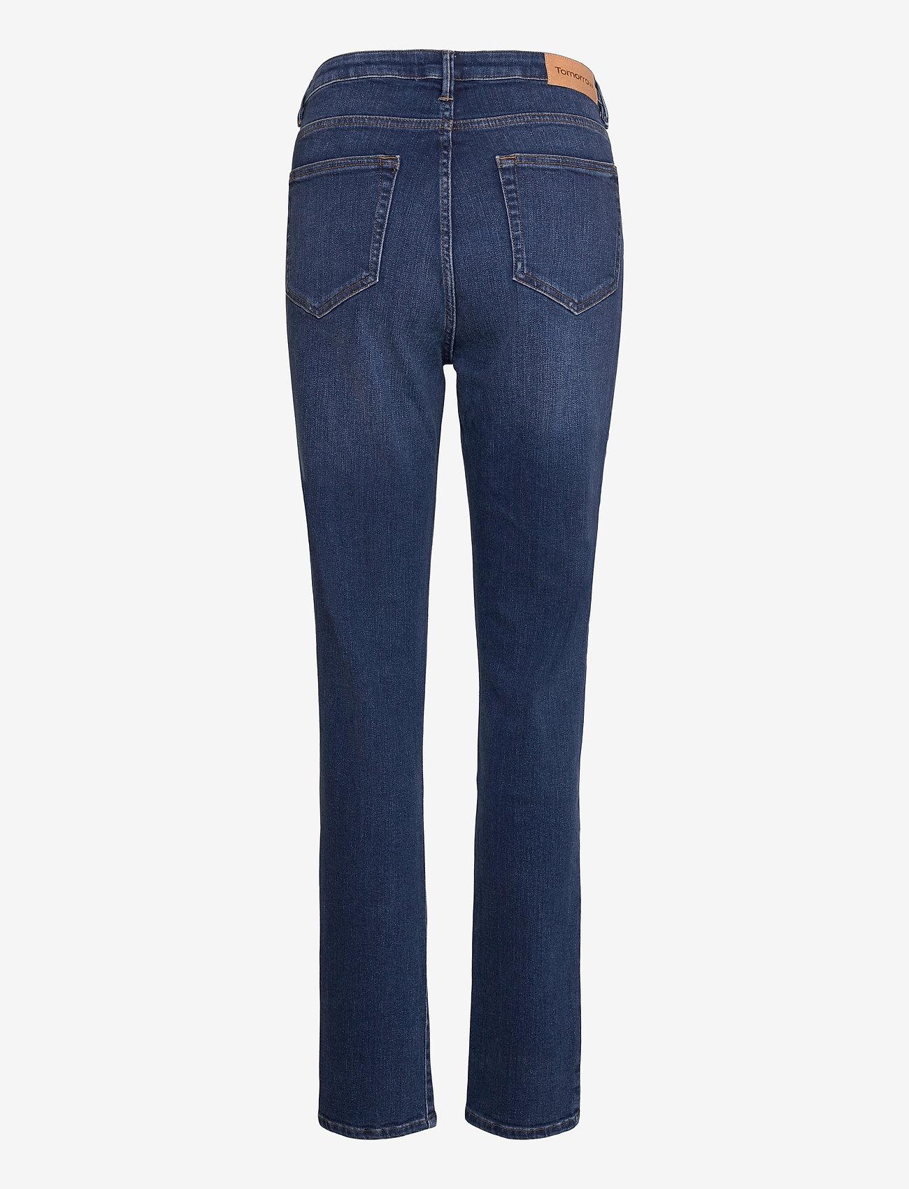 Tomorrow - Bowie HW jeans special Prato - slim jeans - denim blue - 1