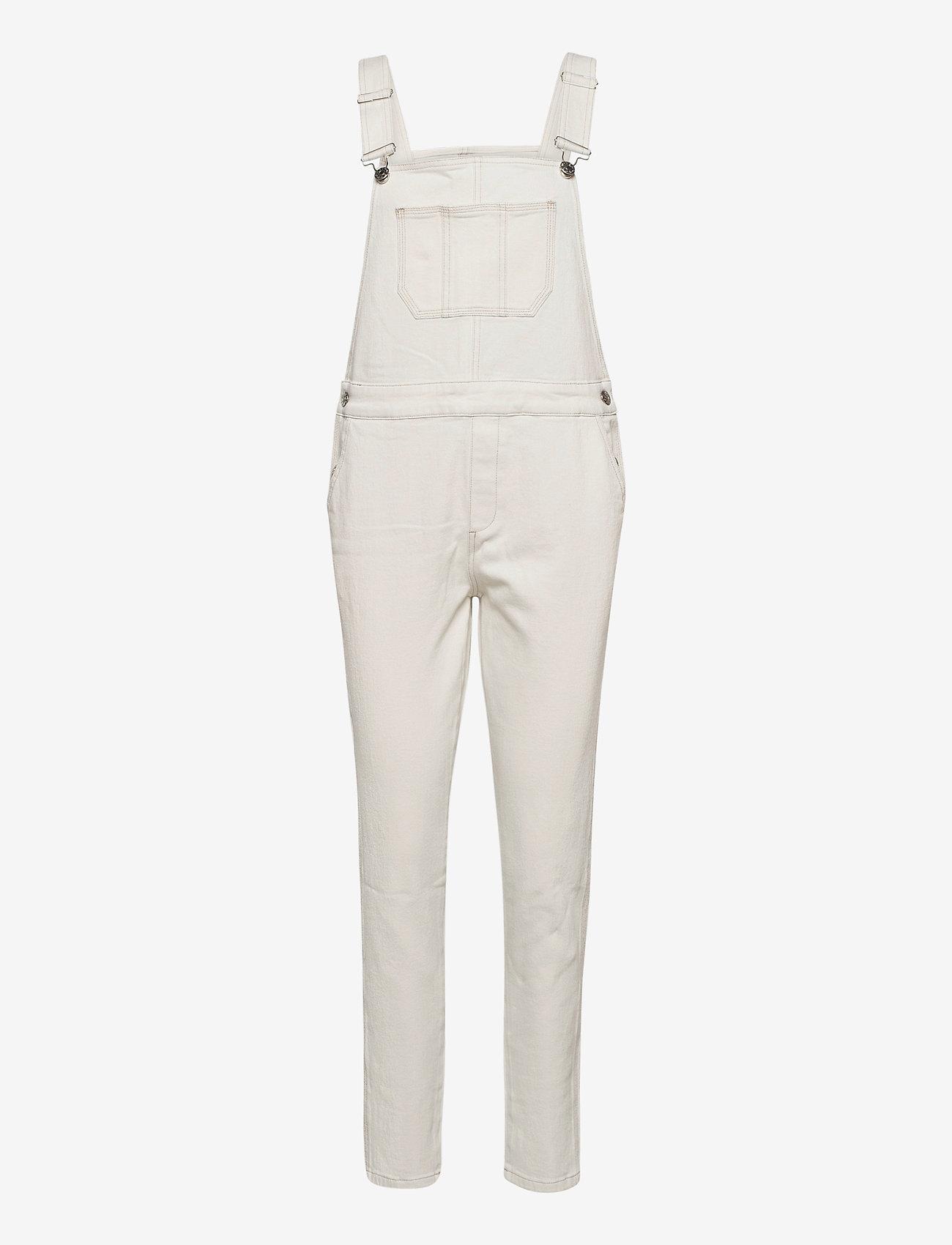 Tomorrow - Lincoln overall ecru - clothing - ecru - 0