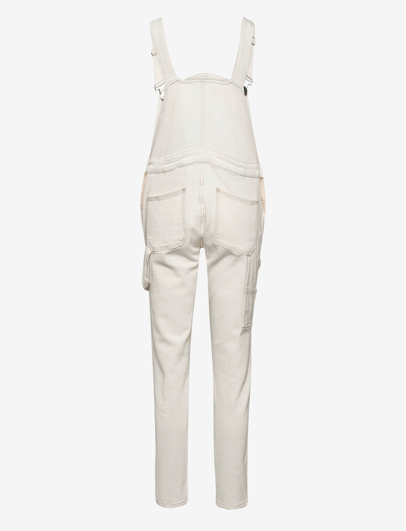 Tomorrow - Lincoln overall ecru - clothing - ecru - 1