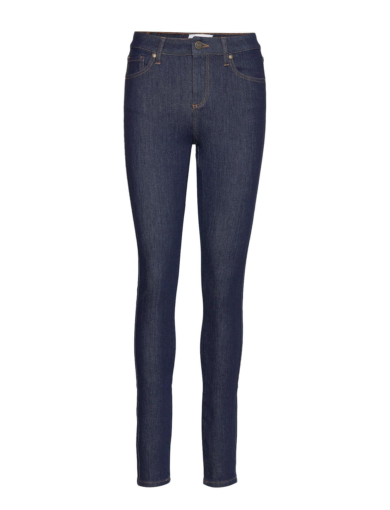 Tomorrow - Dylan MW skinny ultimative Rinse - skinny jeans - denim blue - 0