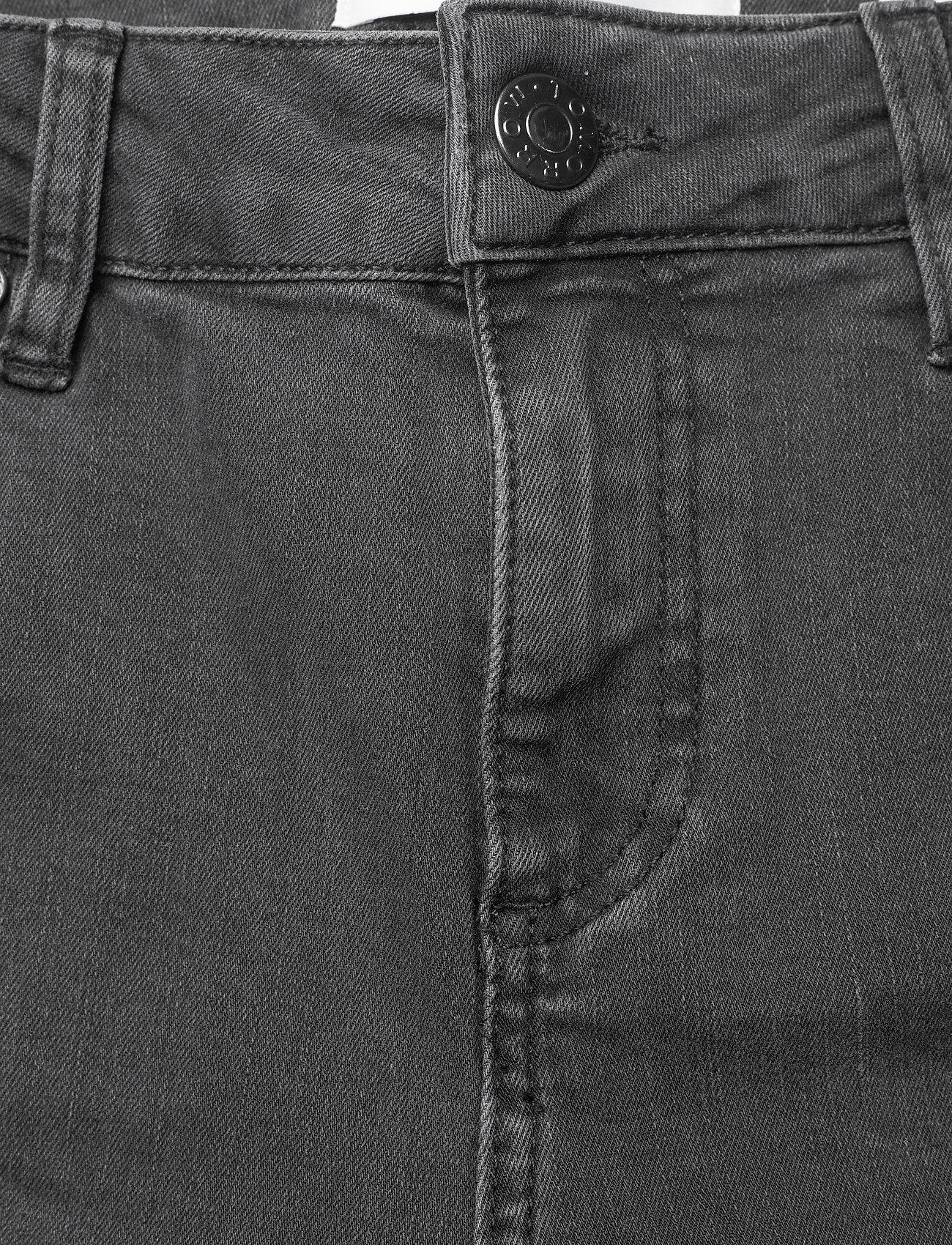 Tomorrow - Dylan MW cropped charcoal grey - skinny jeans - grey - 2