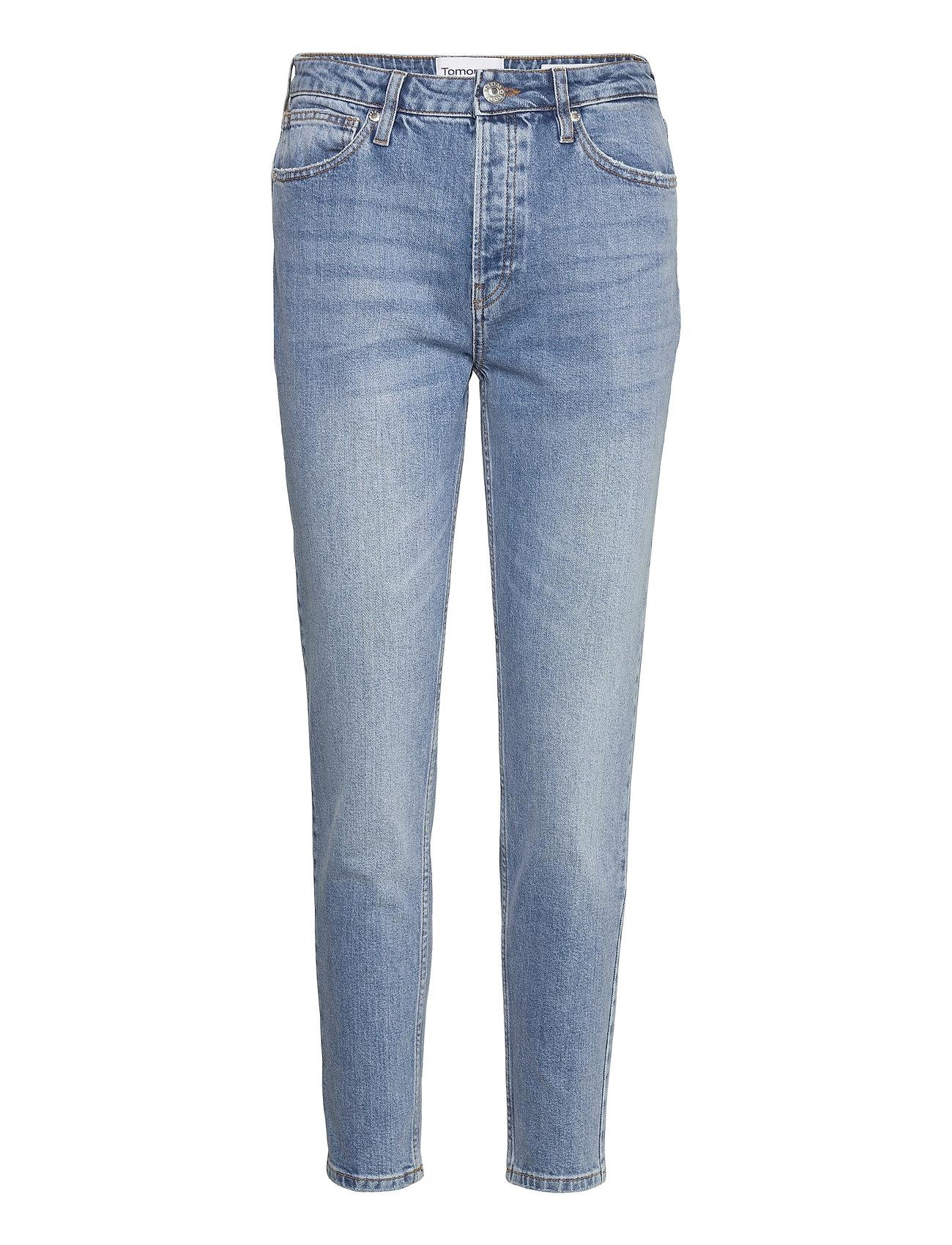 Image of Hepburn Hw Mom Key West Lige Jeans Blå Tomorrow (3452242533)