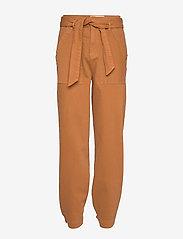 Tomorrow - Jackson pant - casual bukser - brown - 0