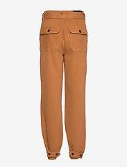 Tomorrow - Jackson pant - casual bukser - brown - 1