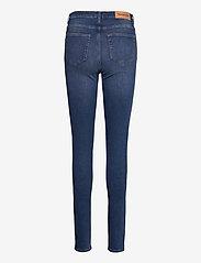 Tomorrow - Bowie HW skinny wash Waterloo - skinny jeans - denim blue - 1