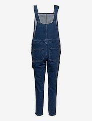 Tomorrow - Lincoln overall wash Sao Paulo - mom jeans - denim blue - 1
