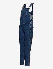 Tomorrow - Lincoln overall wash Sao Paulo - mom jeans - denim blue - 2