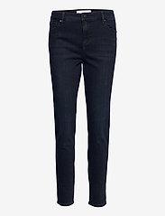 Tomorrow - Dylan MW cropped wash Austin - slim jeans - 51 denim blue - 0