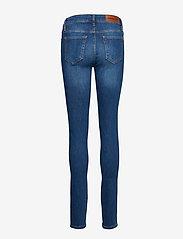 Tomorrow - Dylan MW skinny wash Palermo - skinny jeans - 51 denim blue - 1