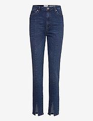 Tomorrow - Bowie HW jeans special Prato - slim jeans - denim blue - 0