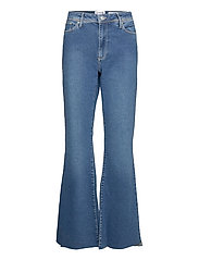 Albert flare wash St. Louis - DENIM BLUE