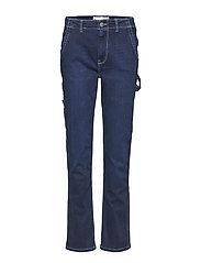 Lincoln worker pant wash Hounston - 51 DENIM BLUE