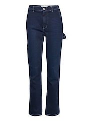 Lincoln worker pant wash Hounston - DENIM BLUE