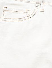 Tomorrow - Mandela denim skirt color - kurze röcke - ecru - 2