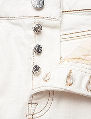 Tomorrow - Mandela denim skirt color - kurze röcke - ecru - 3