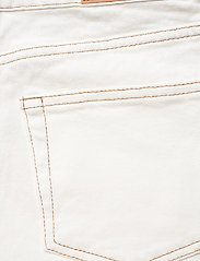 Tomorrow - Mandela denim skirt color - kurze röcke - ecru - 4