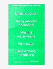Tomorrow - Brown Straight Jeans Bright Orlando - hosen mit weitem bein - denim blue - 3
