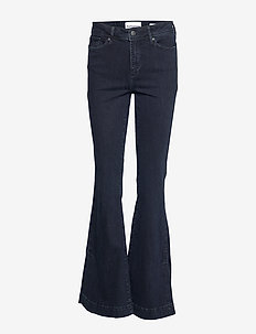Albert flare wash Austin - schlaghosen - denim blue
