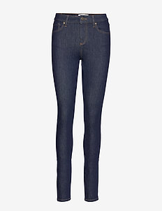 Dylan MW skinny ultimative Rinse - skinny jeans - denim blue