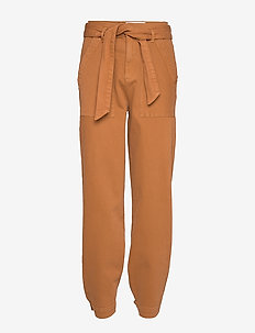 Jackson pant - casual broeken - brown