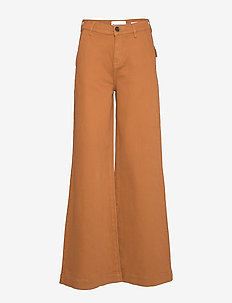 Kersee french jeans antique colour - schlaghosen - brown