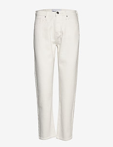 Teresa regular jeans ecru - straight regular - ecru