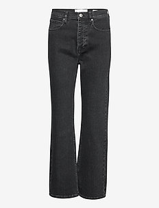 Marston jeans original black - jeans droites - black