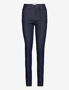 Bowie HW skinny Rinse - slim jeans - denim blue