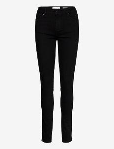 Dylan MW skinny black - skinny jeans - black