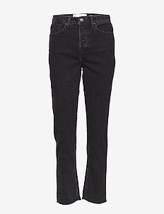 Teresa regular jeans Original black - 9 BLACK
