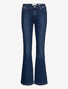 Albert flare wash Florence - schlaghosen - 51 denim blue