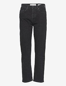 Teresa regular jeans original black - straight jeans - black