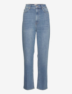 Ewa jeans wash Kairo - mom jeans - denim blue