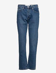 Teresa regular jeans wash bright Orlando - DENIM BLUE