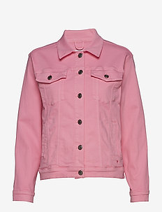 Dylan jacket colour - BLUSH