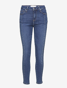 Dylan MW cropped wash Texas - 51 DENIM BLUE
