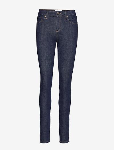 Dylan MW skinny ultimative Rinse - skinny jeans - denim blue
