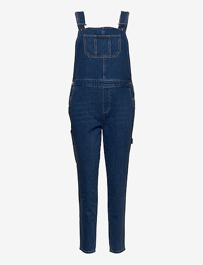 Lincoln overall wash Sao Paulo - clothing - denim blue
