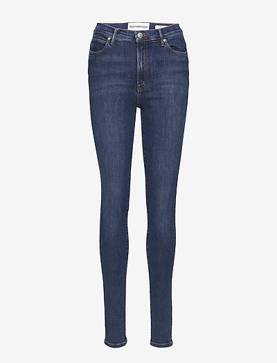 Bowie HW skinny wash Stockholm - skinny jeans - 51 denim blue