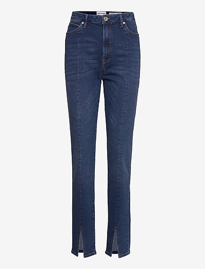 Bowie HW jeans special Prato - slim jeans - denim blue
