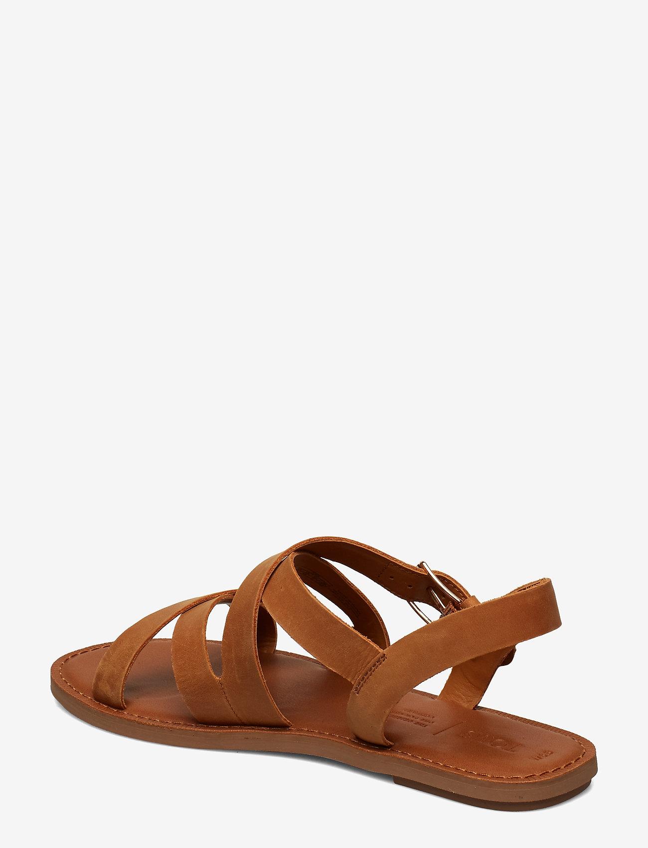 Tan Leather (Tan) - TOMS