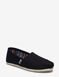 Black Canvas - flade espadrillos - black canvas