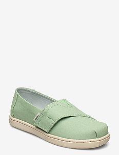 Dye Mint Green Canvas - PLANT DYE MINT GREEN